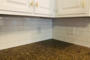 virginia beach tiling project by z line handyman services