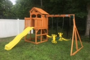 playset and furniture assembly by z line handyman services